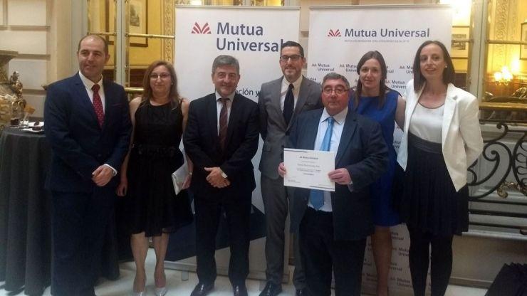 PRONISA, finalista de los premios Innovación y Salud de Mutua Universal