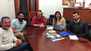 Paula Echevarría y Rodolfo Sancho rodarán en Almería la serie de Tele 5 'Los Nuestros 2'