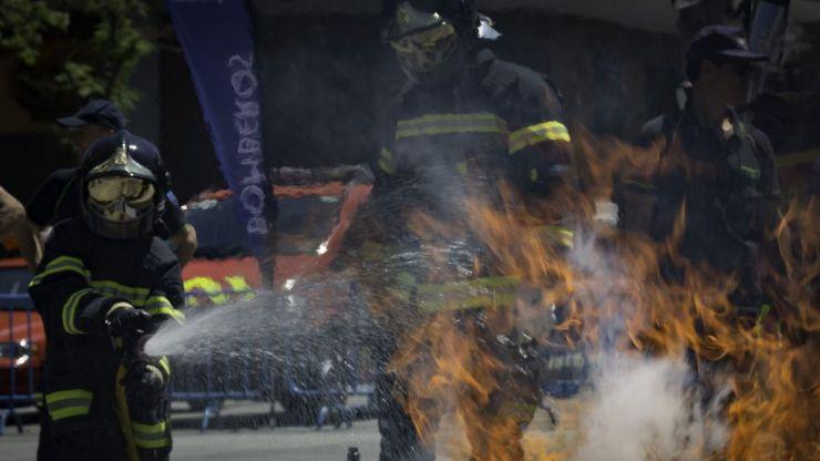 Los bomberos de la Comunidad ponen en marcha una herramienta informática para prevenir catástrofes