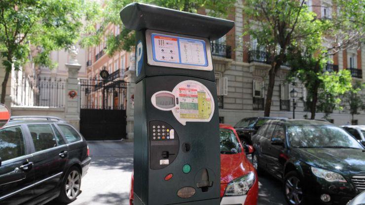 El pago del SER en Madrid a través de una app tendrá sobrecoste