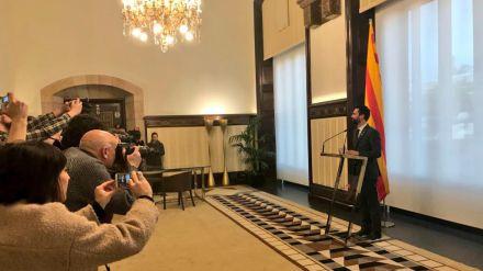 Torrent, patético político catalán