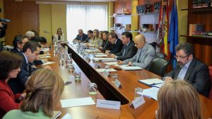 De Santiago-Juárez presenta las ayudas para el fomento de mancomunidades en Castilla y León