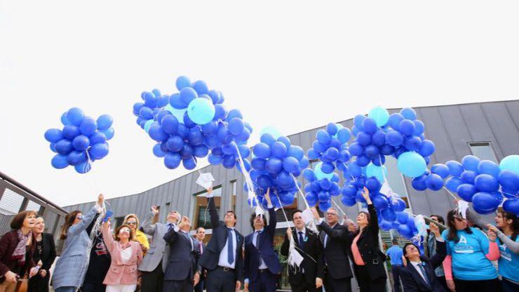 Las Rozas acoge las celebraciones del Día Mundial de Concienciación sobre el Autismo