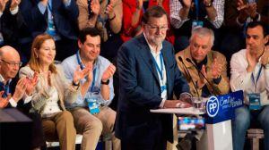 Rajoy se despacha a gusto contra C's en su Convención