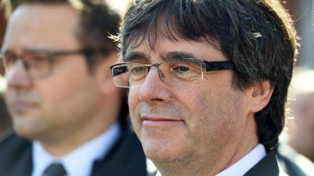 Alemania cuestiona también el delito de malversación de Puidgemont