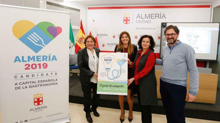 Trece profesionales aportarán su visión en el II Foro de las Ideas para enriquecer Almería 2019