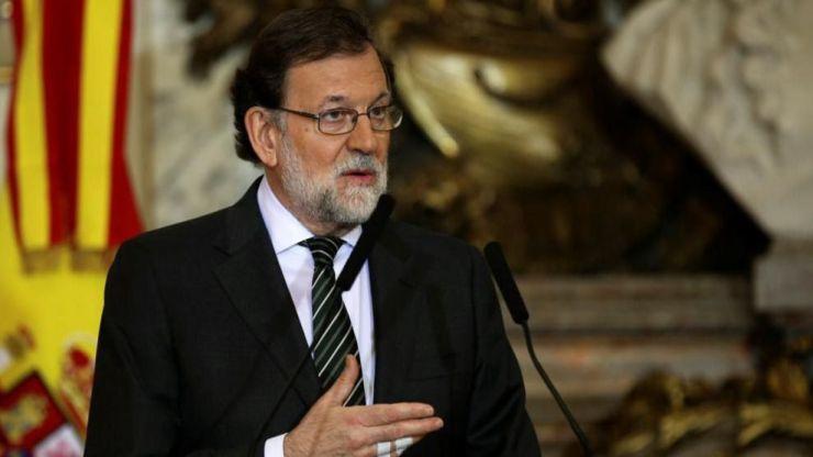 Rajoy se muestra conforme con la decisión de Alemania