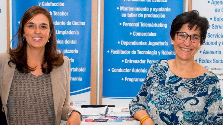 Pozuelo ha participado en el IV Foro de activación de Empleo y la XI Feria de Empleo para personas con discapacidad