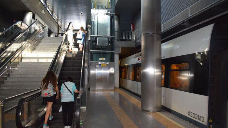 Metrovalencia cuenta con un nuevo contrato de mantenimiento