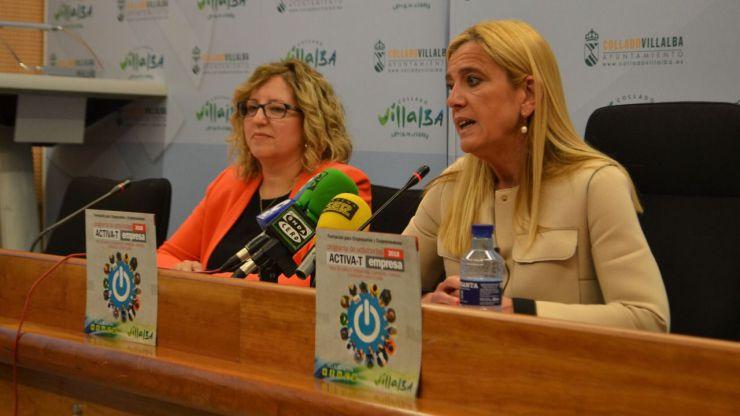 Collado Villalba presenta 'ACTIVA T EMPRESA 2018'