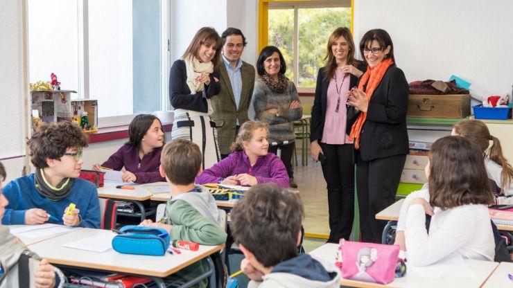 Alumnos de Secundaria de Pozuelo se forman para sensibilizar sobre el uso responsable de las nuevas tecnologías
