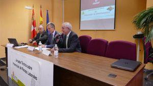 Los accidentes laborales aumentan en un 30 por ciento en Ávila a causa de las nevadas