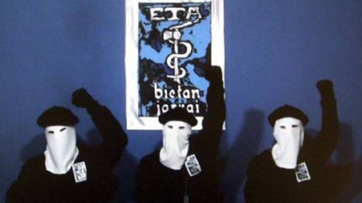 ETA pide perdon a las victimas vascas