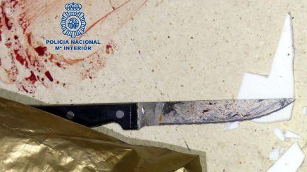 Dos hombres detenidos por apuñalar a otro en el Casco Histórico de Zaragoza