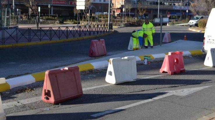 Da comienzo la primera fase de la operación asfalto 2018 de Collado Villalba