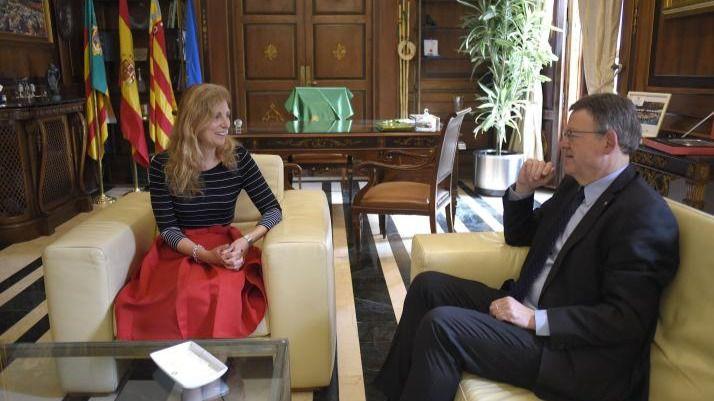 Marco resalta la coordinación con la Generalitat para atraer industrias de Asia a Castellón