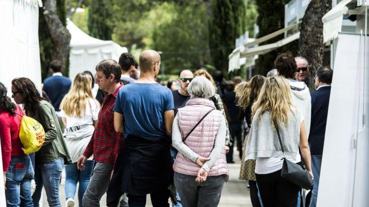 La Feria del Libro congregó durante el fin de semana a cientos de pozueleros