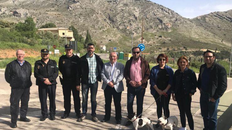 El Ayuntamiento de Jaén estudia mejoras de señalización en el barrio de Jabalcuz