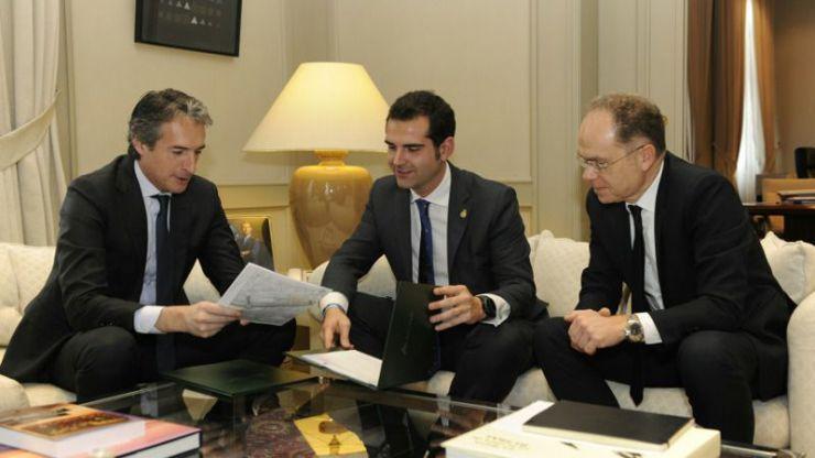 El Ayuntamiento de Almeria transfiere 4,7 millones de euros a la Sociedad 'Almería Alta Velocidad'