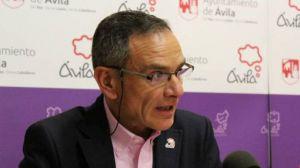 Dimite el teniente de alcalde de Presidencia del Ayuntamiento de Ávila dimite por motivos personales