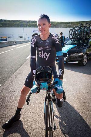 Froome está inscrito en el Giro pese a la amenaza de sanción por dopaje