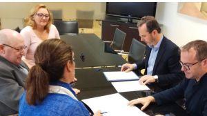 La Agencia Local y la Fundación Laboral de la Construcción renuevan su convenio para seguir impulsando la formación en Alicante