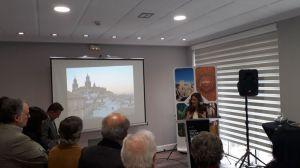 El Ayuntamiento de Jaén busca con su presencia en Expovacaciones consolidar la capital como destino turístico