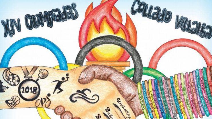 Más de 5.000 alumnos participan en la XIV Olimpiada Escolar de Collado Villalba