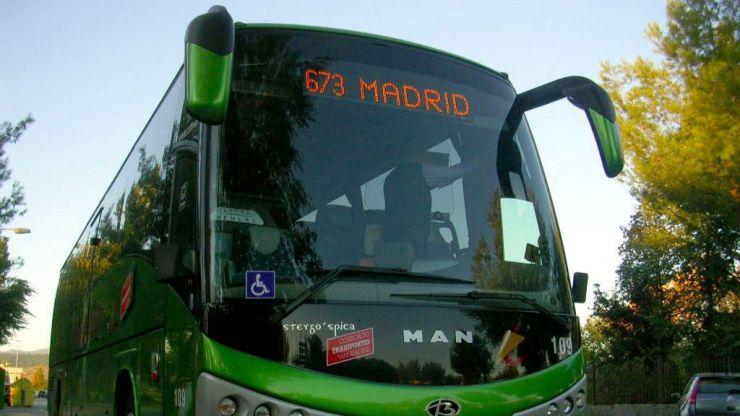 Servicios mínimos de hasta el 50% para la huelga del transporte de viajeros