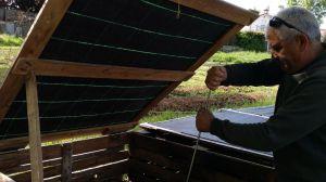 Soto del Real implanta un proyecto piloto de compostaje comunitario