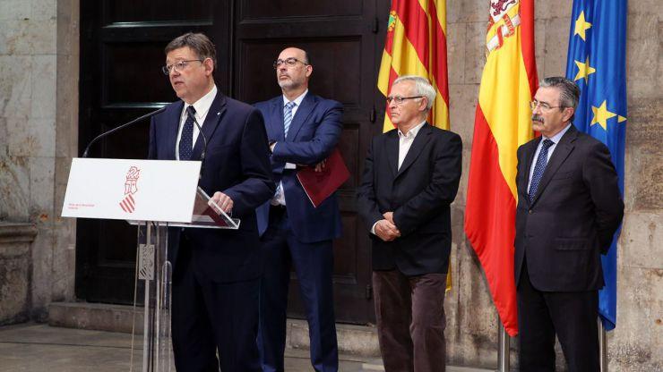 Puig aboga por que la Comunitat sea centro estratégico de empresas que impulsen la conectividad y el desarrollo de ciudades inteligentes