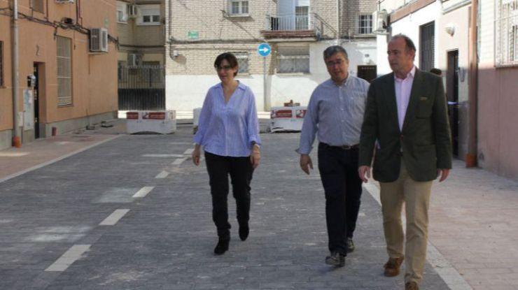 El Ayuntamiento de Pozuelo continúa trabajando en proyectos de mejora en el centro de la ciudad