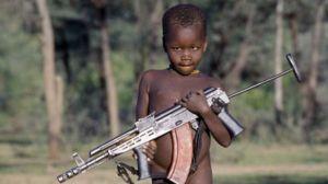 Liberan 210 niños soldados de Sudán del Sur