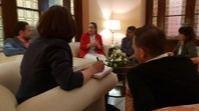 El Ayuntamiento de Sevilla presenta programas de cooperación internacional y modelos organizativos como referencias de colaboración en Siria