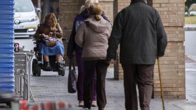 El Ayuntamiento de Huelva y los colectivos con discapacidad promueven unas jornadas de sensibilización