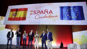 Ciudadanos se apropia de la españolidad