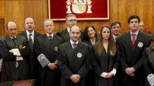 La Judicatura en huelga
