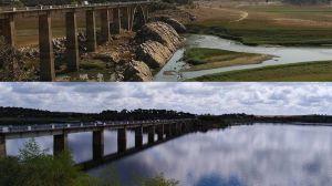 Los pantanos españoles ganan 30 hm3 esta semana
