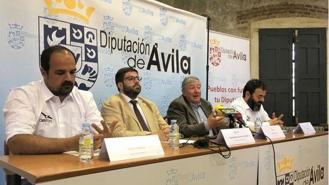 La feria Ornitocyl sitúa a la provincia de Ávila como referente del turismo ornitológico
