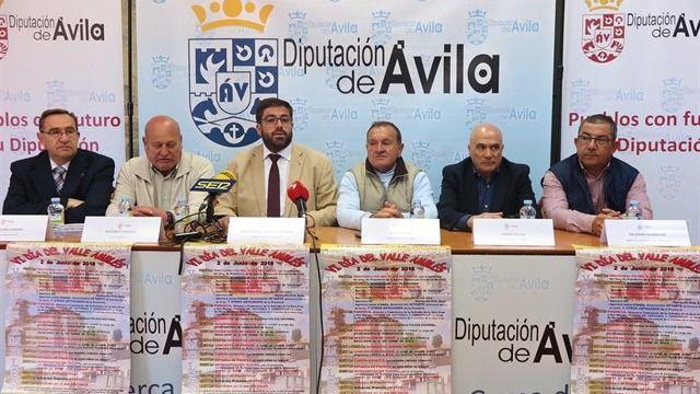 El VI Día del Valle Amblés se celebrará en Tornadizos para