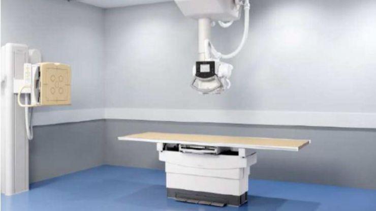 El Hospital General de Alicante renueva una de las salas de radiología digital pediátrica