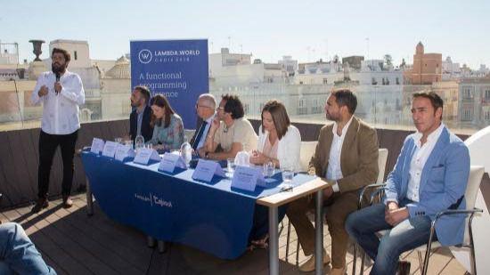 La Diputación de Cadiz decide implicarse y ser parte activa de la difusión del Lambda World
