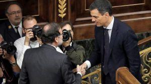 Adiós a Rajoy, hola a Sánchez