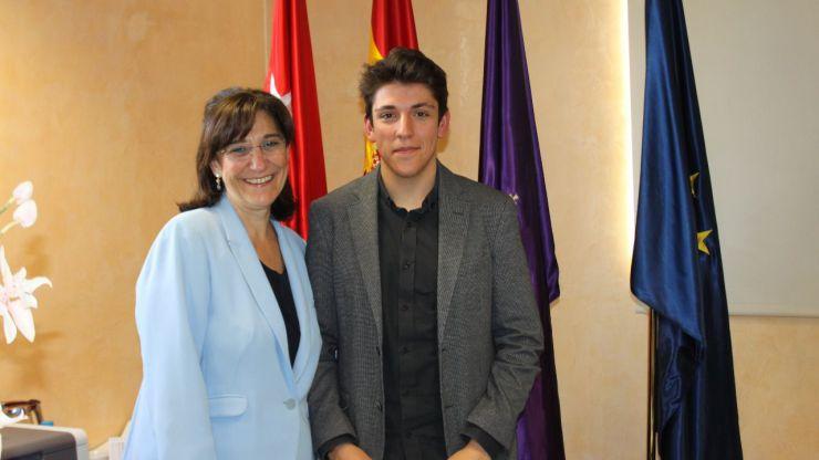 Un estudiante de Pozuelo participará en la próxima Olimpiada Iberoamericana de Biología que se celebrará en Ecuador