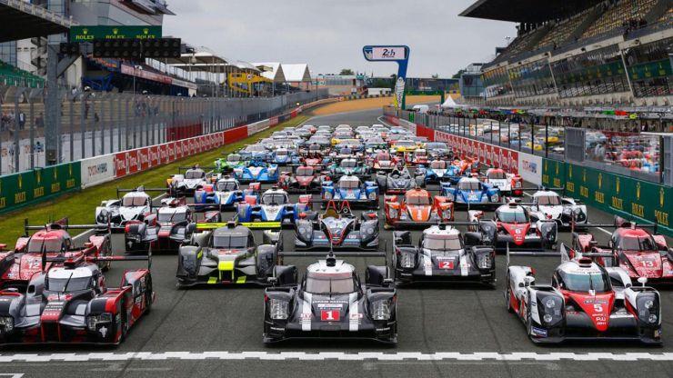 Fernando Alonso es el favorito de las 24 horas de Le Mans