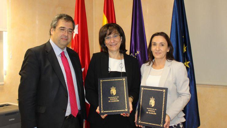El Ayuntamiento apoya a la Asociación de Mujeres Empresarias de Pozuelo en la organización de su congreso nacional