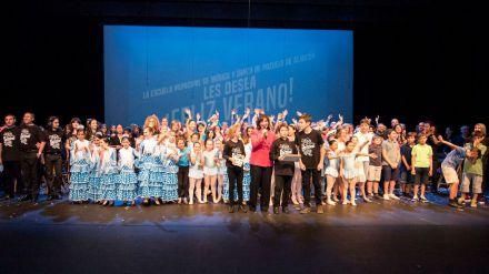 Alumnos y profesores de la Escuela Municipal de Música y Danza de Pozuelo ponen el broche de oro a su curso con un musical