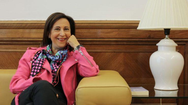 Margarita Robles: