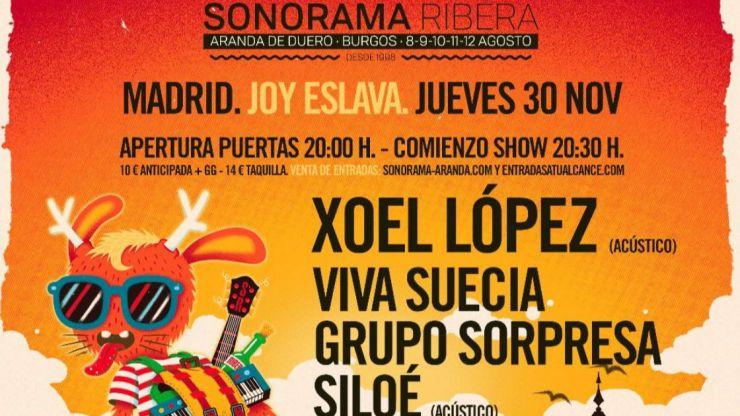 La Junta renueva su apoyo a Sonorama Ribera