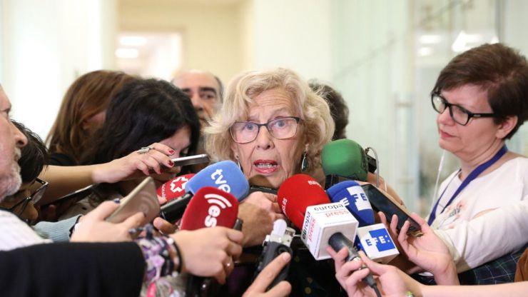 Madrid ofrece 100 plazas para los migrantes del barco Aquarius